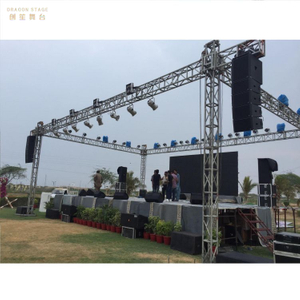 Light Aluminum Concert Sound Truss