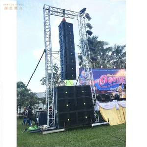 Hanger Aluminum Outdoor Line Array Truss