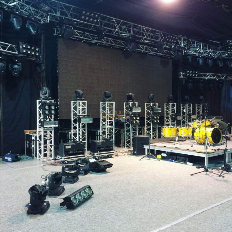 Portable Concert Lighting Truss
