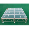 Portable Alluminium Acrylic 4x8ft Stage Deck Height 0.4-0.8m