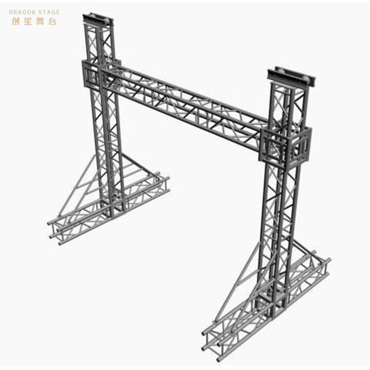 LED Aluminum Exhibition Gentry Truss