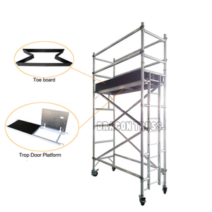 Mobile Tower Single Scaffolding