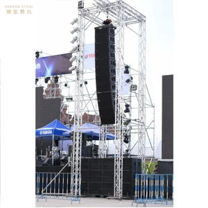 Hanger Aluminum Outdoor Speaker Truss