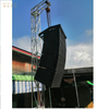 Portable Aluminum Wedding Line Array Truss