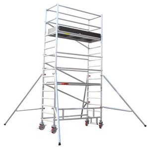 Adjustable Ladder Single Scaffolding