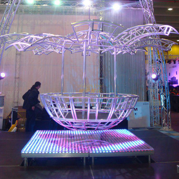 Trade Show 20 Ft Round Truss Display