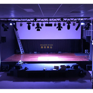 Portable Church Lighting Truss