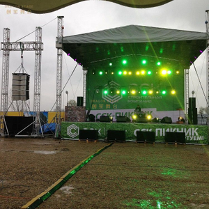 Aluminium Outdoor Event Stage Truss Design