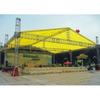 Aluminum Truss Lighting Truss System with Roof 8x6x6m