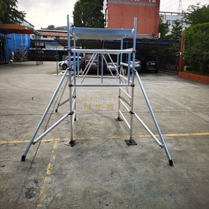 Portable Mobile Tower Foldable scaffolding