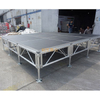 catwalk mobile outdoor T Stage