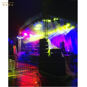 Portable Outdoor Lighting Truss