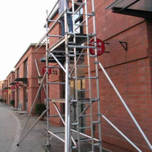 Single Climb Ladder Scaffolding 5m